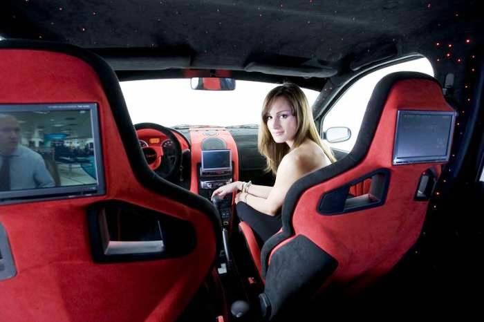 Тюнинг нового Renault Logan