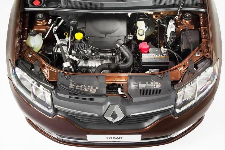 двигатели нового Renault (Dacia) Logan MCV