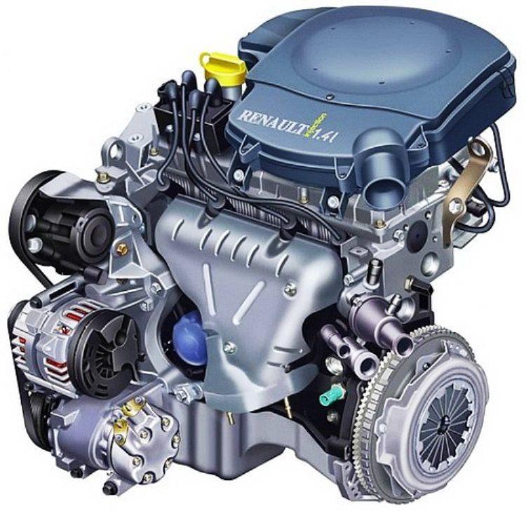 двигатель рено логан 2 под маркой h7m