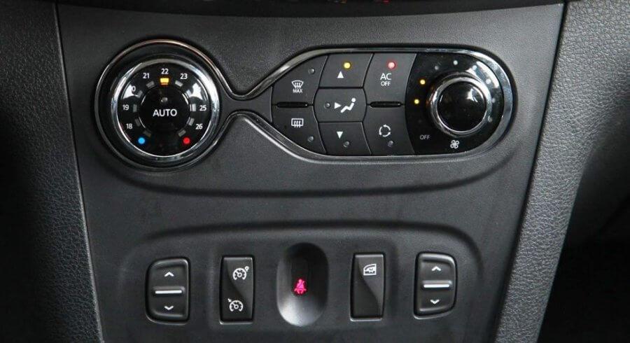 органы управления Renault (Dacia) Logan MCV