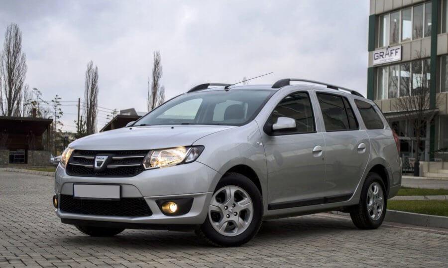 отзывы о европейском Renault (Dacia) Logan MCV