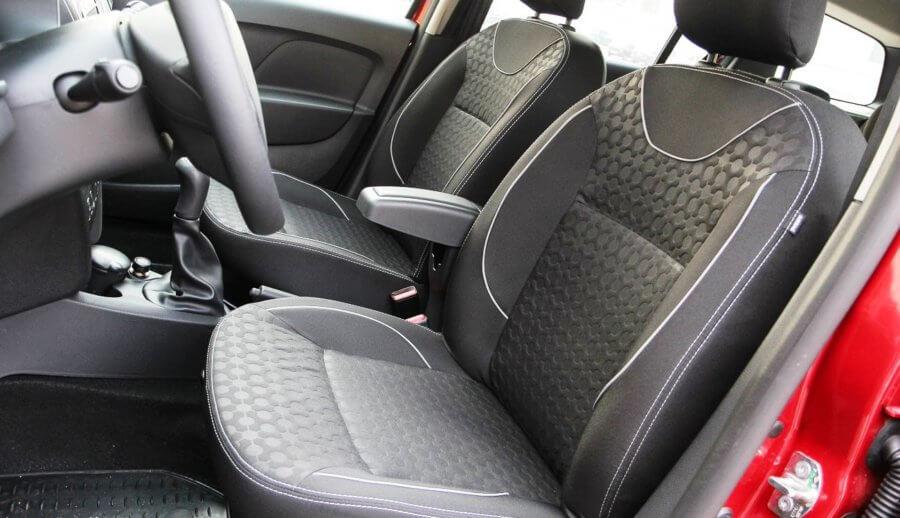 сиденья Renault (Dacia) Logan MCV