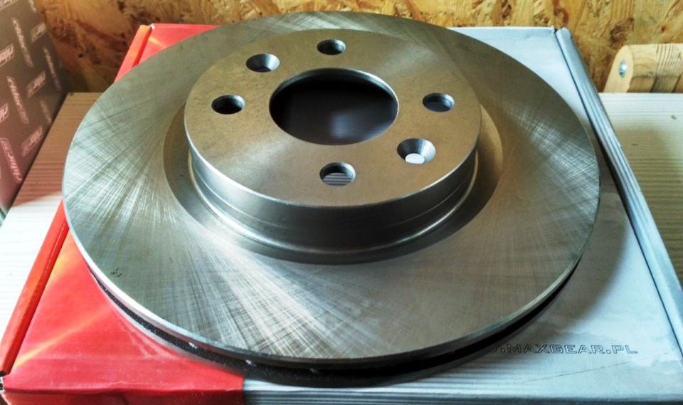 тормозной диск для рено логан