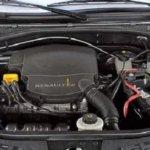 Какие двигатели ставят логан