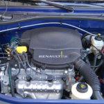 Как менять масло в двигателе Рено Логан