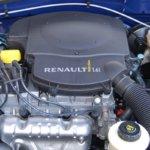 Двигатель рено логан цилиндров