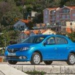 Тест драйв Renault Logan — Домашняя работа
