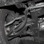 Замена рычага подвески рено логан