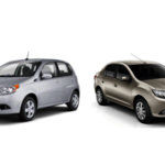 Chevrolet Aveo vs Renault Logan — что выбрать?