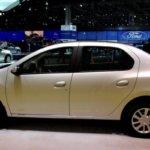 Габариты нового Рено Логан, размеры, клиренс, дорожный просвет Renault Logan 2014-2015