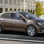 Кузов Renault Logan — кузов Рено Логан