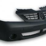 Передний бампер (каталог запчастей Renault Logan)
