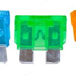 Рено логан 1 и 2: блоки с предохранителями и реле