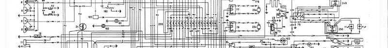 Схемы электросистем Рено Логан