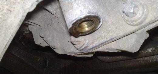 Регулировка педали сцепления на Renault Logan   Новый Logan