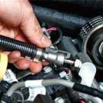 Снятие вакуумного усилителя тормозов Renault Logan 2007, инструкция онлайн