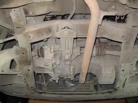 Снятие и установка дисков сцепления Рено Логан: пошаговая инструкция