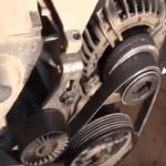 Замена ремня генератора на рено логан двигатель 1,4 — 1,6 8v