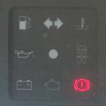Сколько бензина остается в баке когда загорается лампочка Рено Логан — Журнал «Автопарк»