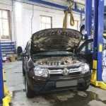 ТО Renault Logan в Екатеринбурге | СТО Рено Логан Автосервис
