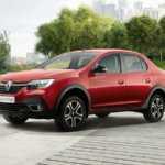 Седан Renault Logan превратили в кроссовер — что из этого получилось? — Тест-драйв — Motor