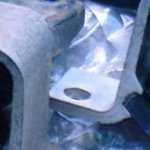 Стук в передней подвеске на мелких кочках и неровностях Рено Логан | Новый Logan