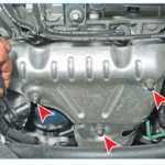 Замена прокладки выпускного коллектора двигателя 1,4-1,6(8V) РеноСандеро | Renault | Руководство Renault