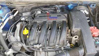 Чистка дроссельной заслонки на Рено Логан, Ларгус, Дастер с двигателем 16V K4M