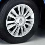 Renault Logan 2018: размер дисков и колёс, разболтовка, давление в шинах, вылет диска, DIA, PCD, сверловка, штатная резина и тюнинг