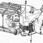 Диагностика неисправности кондиционера Renault Logan / Рено Логан